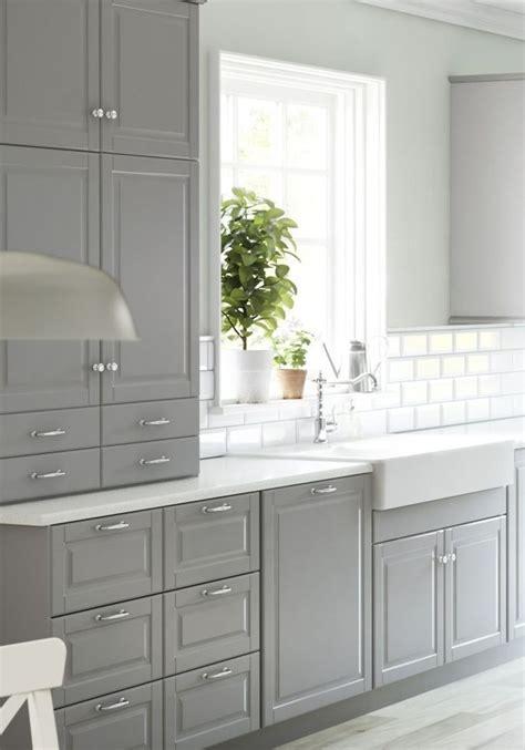 ikea grey kitchen cabinets 17 best ideas about ikea kitchen cabinets on