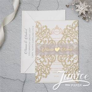 glitter paper invites wholesale wedding invitations With wedding invitations on glitter paper