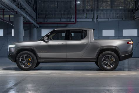 Electric Truck by Rivian R1t All Electric Truck Hiconsumption