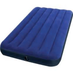 intex twin classic downy airbed mattress walmart com