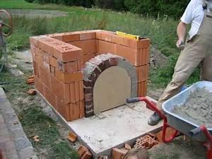 Lehmbackofen Selber Bauen : pizzaofen bauanleitung ~ Markanthonyermac.com Haus und Dekorationen