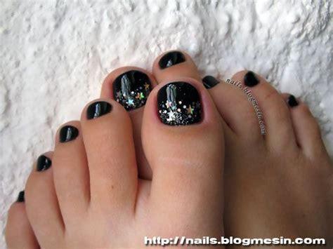 Toenails, Toe Nails And Black Toe Nails On Pinterest