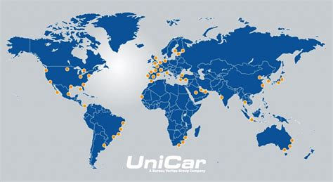 locations unicar