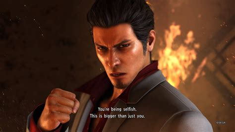 rage quitter reviews yakuza  song  life ps