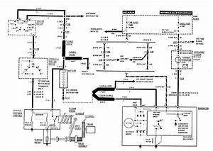Buick Century  1989  - Wiring Diagrams - Charging System