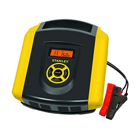 Stanley Bc1509 15 Amp Automatic Battery Charger Car