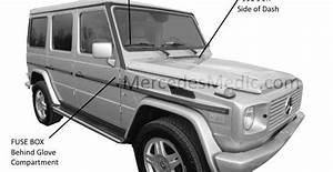 Wiring Diagram For Mercedes G Wagon