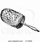 Duster Feather Clipart Cleaning Illustration Vector Royalty Prawny Printable Uster Poster Clipground Regarding Notes Clipartof sketch template