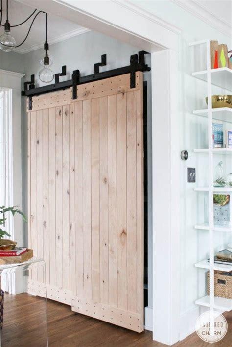 25 best ideas about bypass barn door hardware on