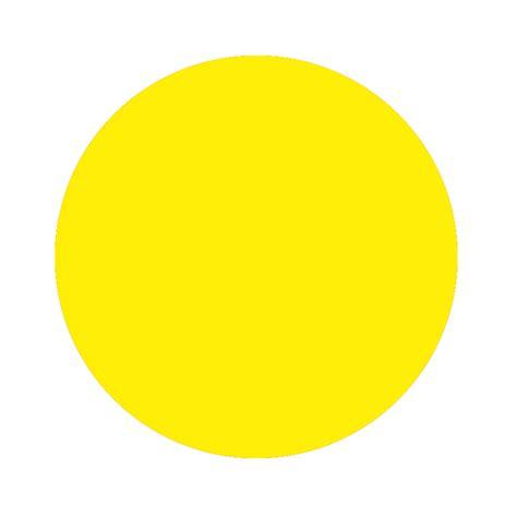 hair accessories confetti dots sticker neon yellow