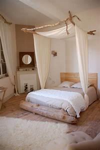 les 25 meilleures idees concernant lits a baldaquin sur With chambre avec lit baldaquin