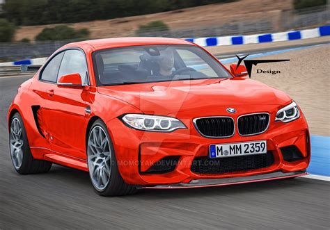 Gambar Mobil Bmw M2 Competition by Bmw F87 M2 Coupe Competition Pack By Momoyak Desig By