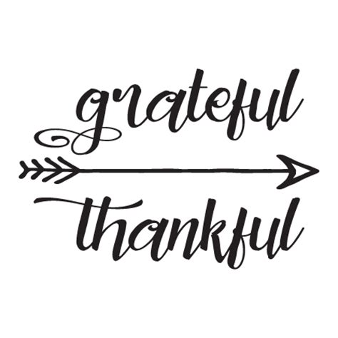 grateful thankful arrow wall quotes decal wallquotescom