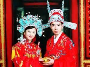 mariage chinois mariage chinois les traditions le des petits de la houle