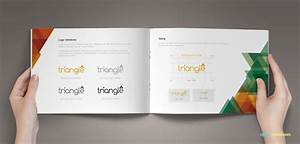 Brand Book Template For Branding Guidelines