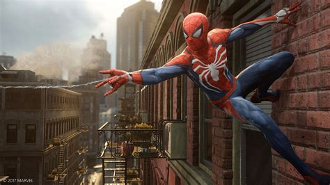Buy Marvels Spider Man On Ps4 Game