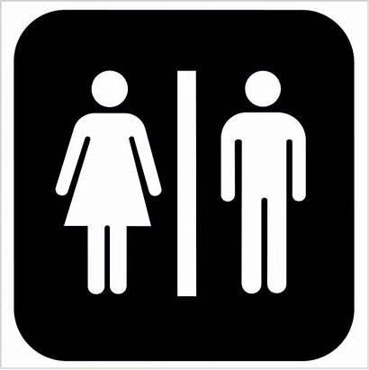 Clipart Toilet Sign Library Clip