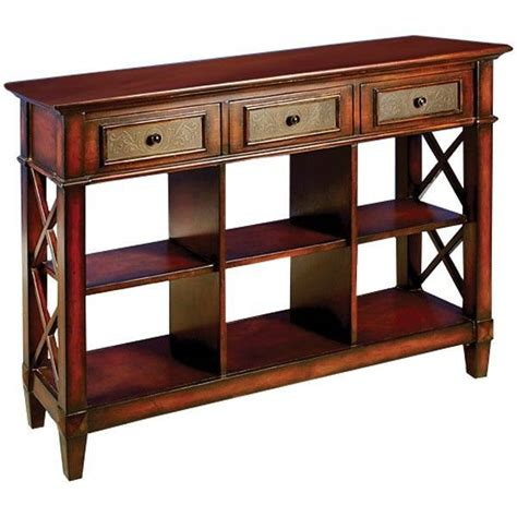 metal console table with drawers stunning metal accent drawers wood console table 52 39 39 wide