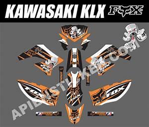 Striping Motor Kawasaki Klx 150 Fox Piston