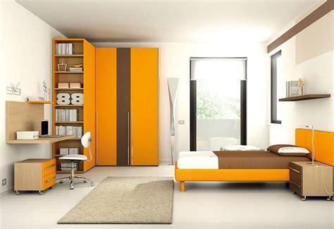 mensole ad angolo cameretta moderna con armadio ad angolo con mensole