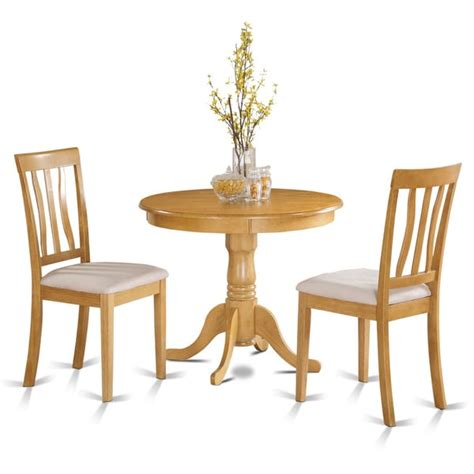 home goods kitchen table oak small kitchen table plus 2 chairs 3 piece dining set