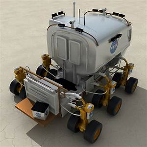 NASA Lunar Rover Model (page 2) - Pics about space