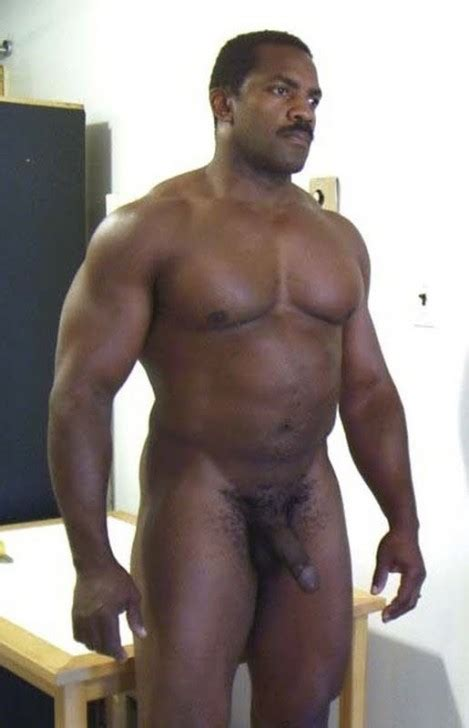 Brawny Dark Hair Man Haves Hairy Big Cock Hood Tube