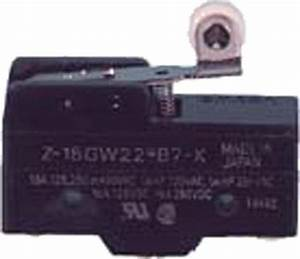 Accelerator Micro Switch For Ezgo Gas 1983