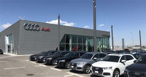 Audi Dealership - Arrow Engineering