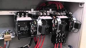 Star - Delta Motor Contactors