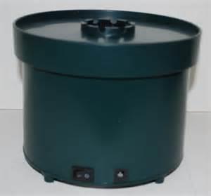 36 quot or 48 quot fiber optic base in green color puleo international