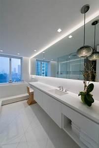 Spot pour miroir salle de bain obasinccom for Carrelage adhesif salle de bain avec spot led encastrable pas cher