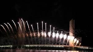 Inauguration Pont Chaban Delmas Bordeaux Feu d'artifice ...