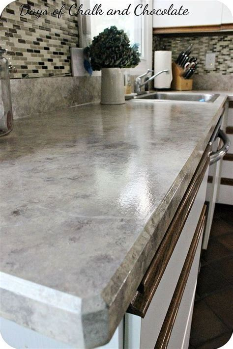 Inexpensive Kitchen Countertops by How To Paint Your Counters Condo Painting Laminate