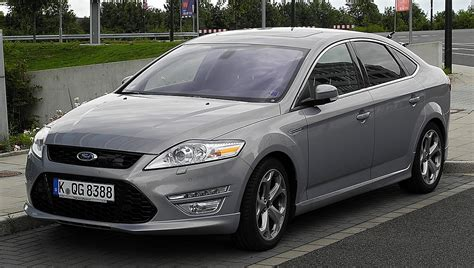 Ford Mondeo (third Generation)