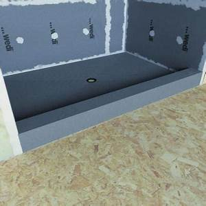 Wedi Fundo Primo Dezentral : wedi fundo primo shower kits patriot flooring supplies ~ Markanthonyermac.com Haus und Dekorationen