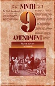 1000+ images about 9th Amendment - People - Retained by ...