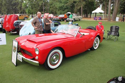 1955 Woodill Wildfire Roadster