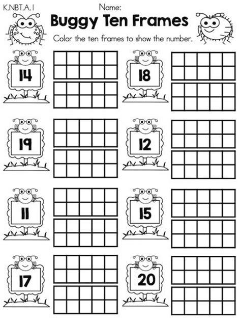 17 Best Images Of Decomposing Addition Worksheets  Decomposing Numbers Kindergarten Worksheets
