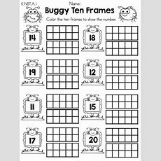17 Best Images Of Decomposing Addition Worksheets  Decomposing Numbers Kindergarten Worksheets