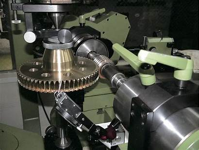 Gear Manufacturing Production Gears Machine Worm Bevel