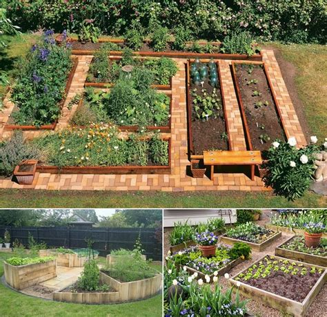 how to construct a u shaped raised garden bed decor advisor