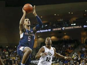 Purvis scores 18 to lead UConn over UCF, 66-63 | SNY