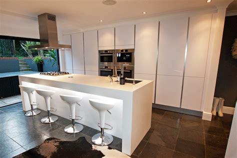 modern kitchen island with hob contemporary white kitchen