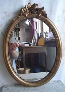 Spiegel Antik Oval : mobiliar interieur spiegel rahmen spiegel antike originale vor 1945 antiquit ten ~ Markanthonyermac.com Haus und Dekorationen