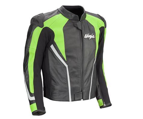 kawasaki riding jacket ninja leather jacket
