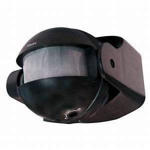 Interrupteur Infrarouge Cuisine : d tecteur de mouvement infrarouge tibelec noir de ~ Edinachiropracticcenter.com Idées de Décoration