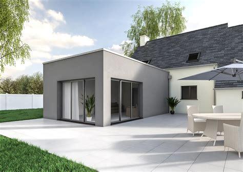couleur de chambre parentale extension de maison contemporaine pour agrandir sa maison