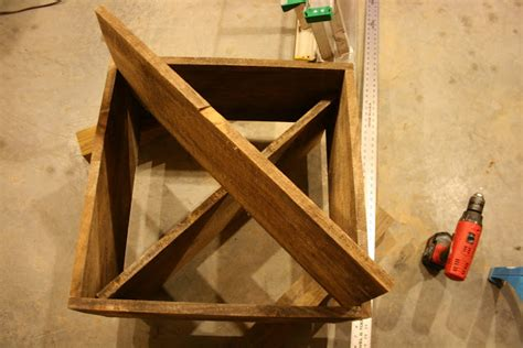 how to build a wine cabinet off the map how to build a shaped wine rack