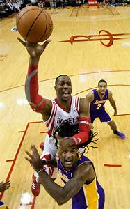 Rockets fall on Blake's late 3-pointer - Houston Chronicle